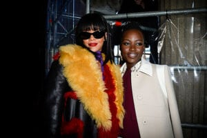 Lupita Nyong'o Rihanna