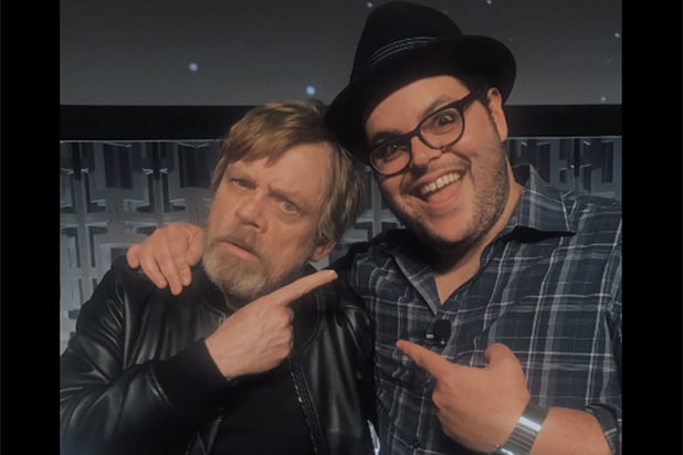 Mark Hamill Might Trade Some 'Star Wars' Secrets for 'Frozen
