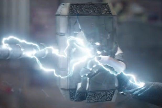 Mjolnir Thor Ragnarok destroyed
