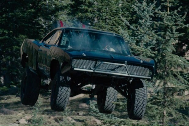 off-road charger furious 7
