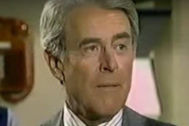 'General Hospital' Actor Peter Hansen Dies at 95