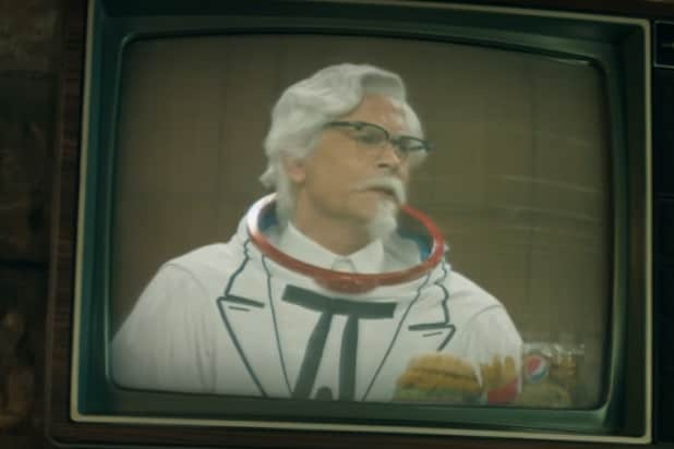 rob lowe colonel sanders