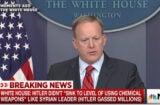 Sean Spicer Hitler Kimmel