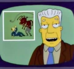 simpsons 30th anniversary memes i for one welcome our new insect overlords