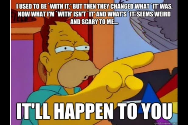 simpsons 30th anniversary memes it'll happen to you