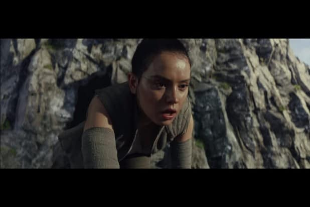 star war the last jedi teaser photos rey training