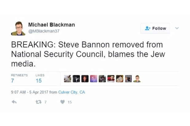 The Best Twitter Memes On Steve Bannon S Removal From National