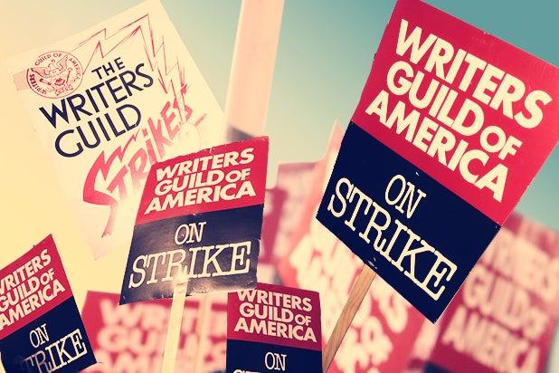 strike wga