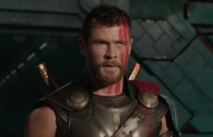 This 'Thor: Ragnarok' Fight With 'Holding Out for a Hero' is