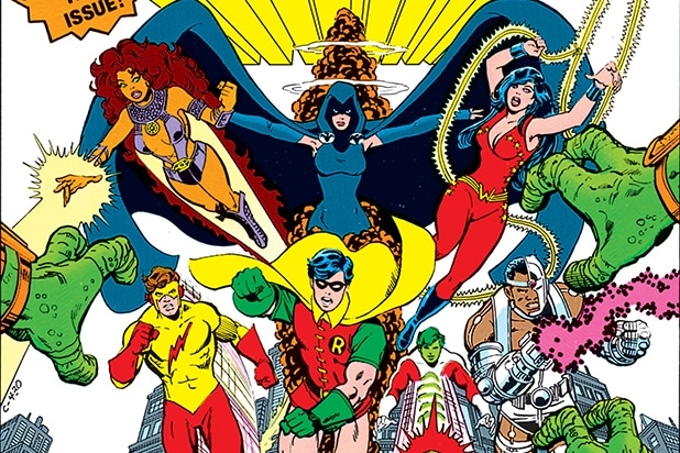 Looks Like We're Getting A Live Action TEEN TITANS Series