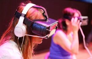 Ohio State Oklahoma Game Virtual Reality Fox Sports VR