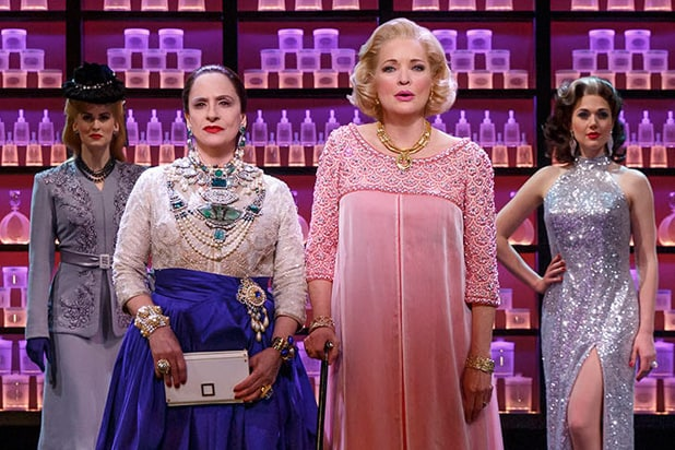 39 war paint 39 broadway review patti lupone christine