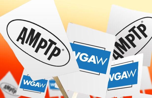 WGA AMPTP negotiations