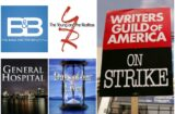 WGA strike Writers Guild of America soap opera