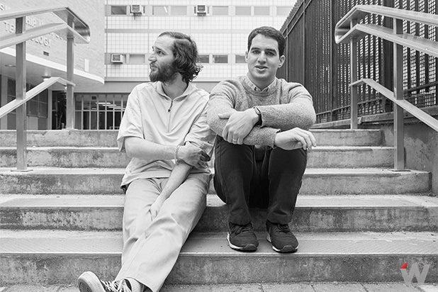 Directors Portfolio Safdie Bros Joshua and Benny Safdie Photographed by Shayan Asgharnia