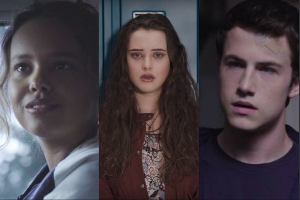 13 reasons why characters ranked hannah baker jessica davis clay jensen split