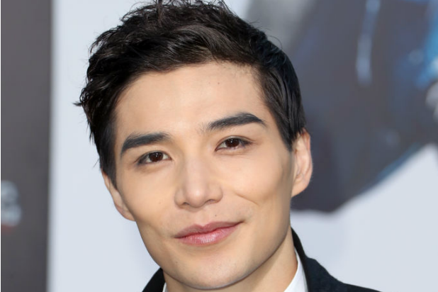 Aquaman power Rangers Ludi Lin