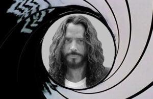 Chris Cornell You Know My Name James Bond