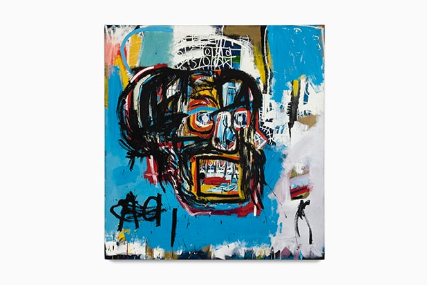 Basquiat Painting Auctions for $110 Million, Breaks Record for American Artist