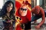 Best Reviewed Superhero