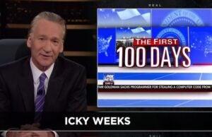 Bill Maher 100 Days