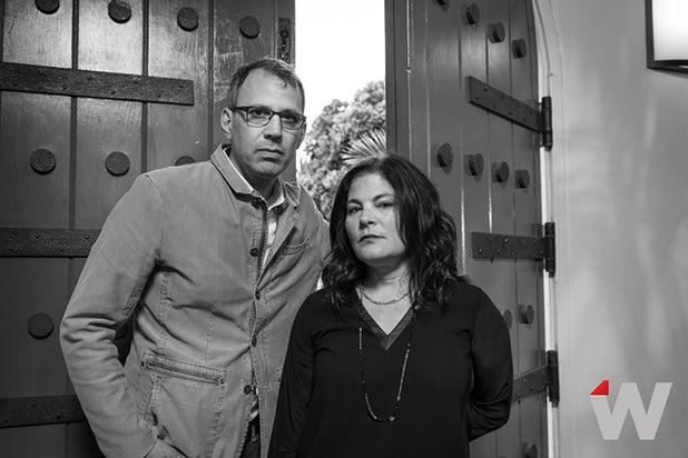 Directors Portfolio Bonni Cohen and Jon Shenk Photographed by Derek Yarra