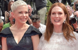 Cannes - Michelle Williams Julianne Moore