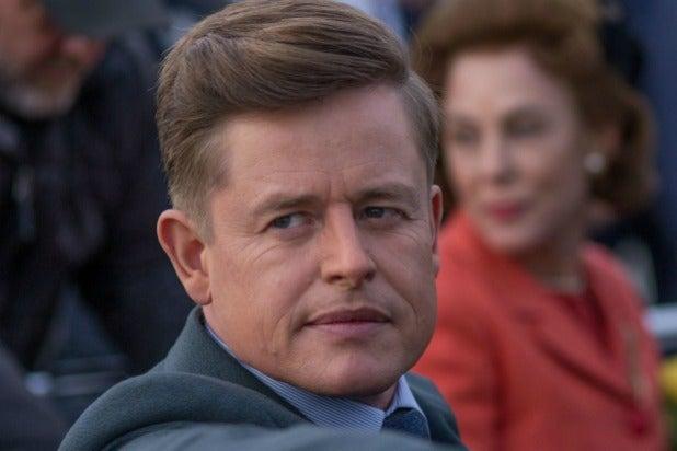 Caspar Phillipson Jackie JFK