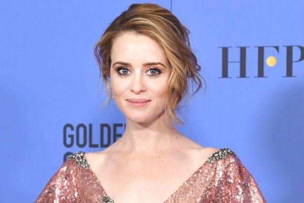 The Crown star Claire Foy top choice to play Lisbeth Salander