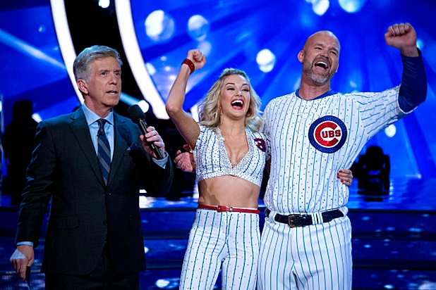 David Ross Dancing With the Stars