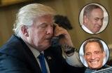 Donald Trump, Harvey Levin and Benjamin Bibi