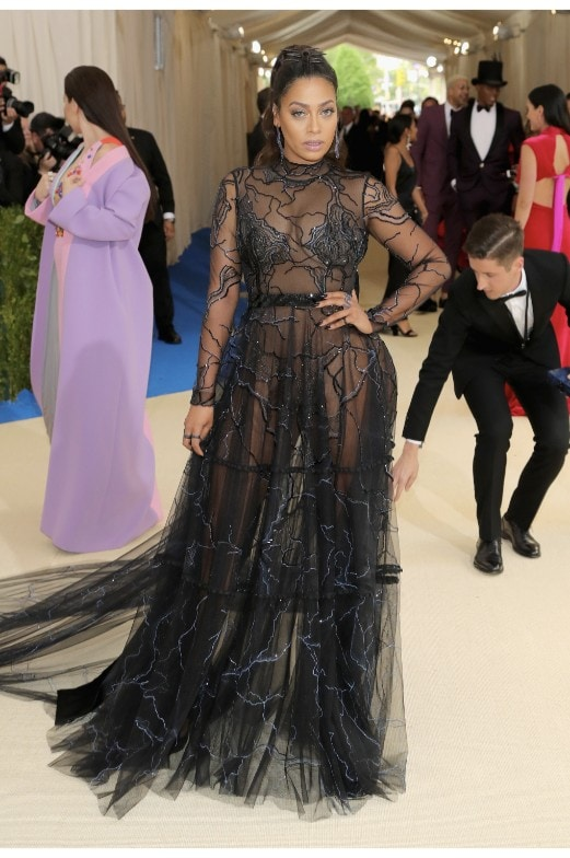 La La Anthony Met Gala