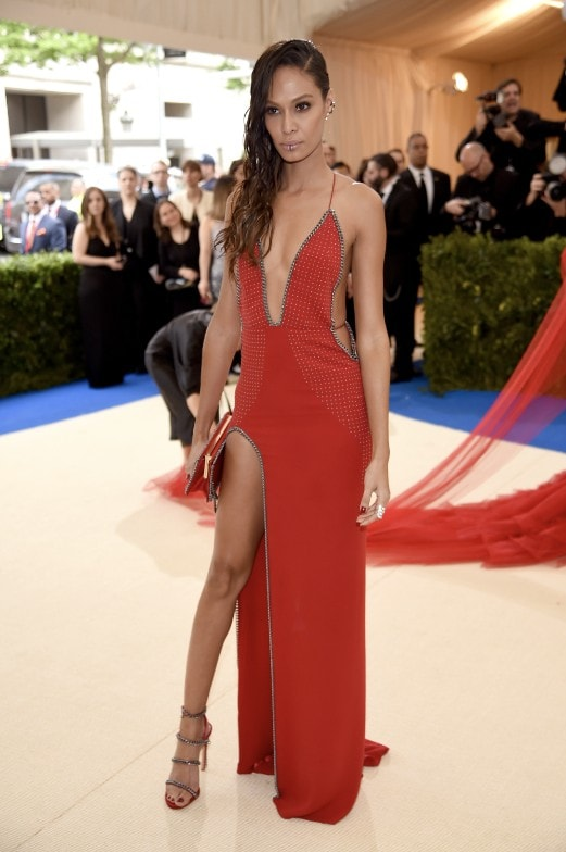 Joan Smalls Met Gala