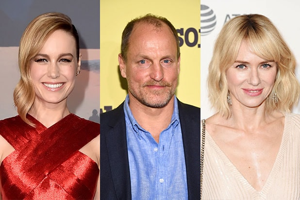 Glass Castle Brie Larson Woody Harrelson Naomi Watts