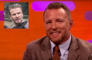 Guy Ritchie David Beckham