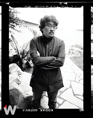 Directors Portfolio Boon Joon-ho Photographed by Julian Le Ballister