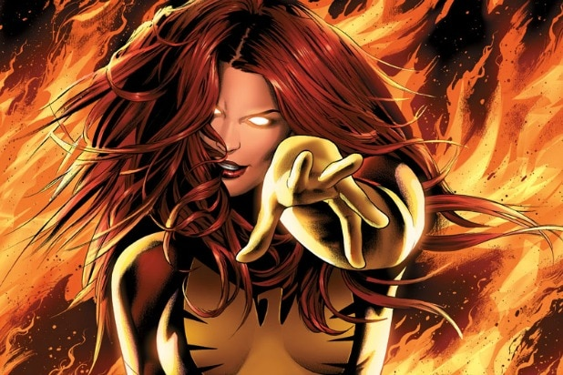 'X-Men: Dark Phoenix:' Jessica Chastain in Talks to Play Villain Lilandra