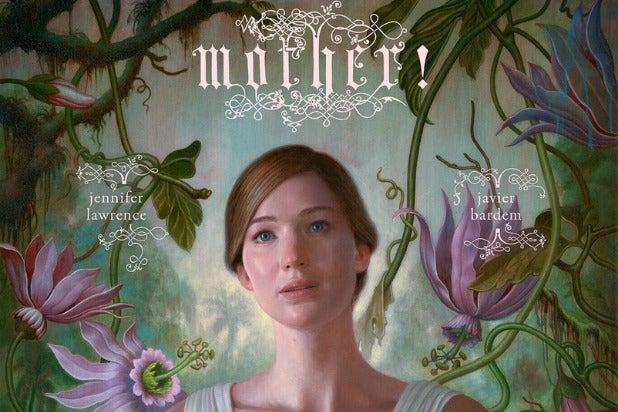 Jennifer Lawrence Mother! Banner