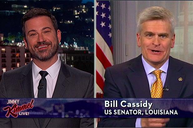 Jimmy Kimmel Bill Cassidy copy