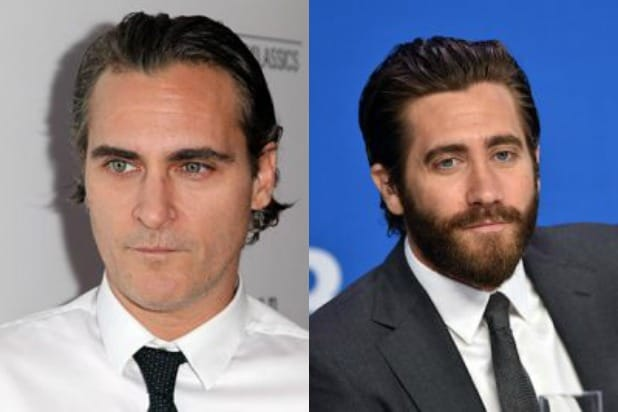Joaquin Phoenix Jake Gyllenhaal The Sister Brothers