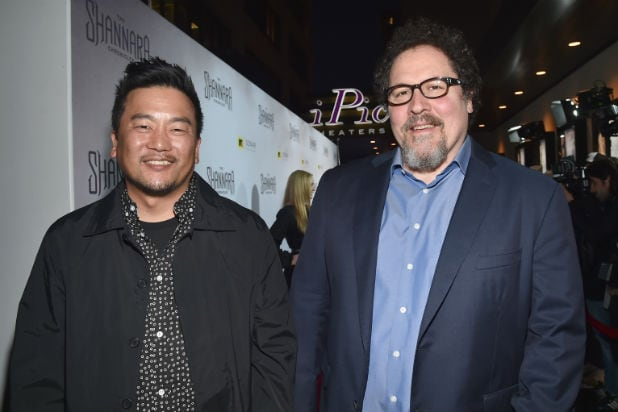 Jon Favreau Roy Choi Project