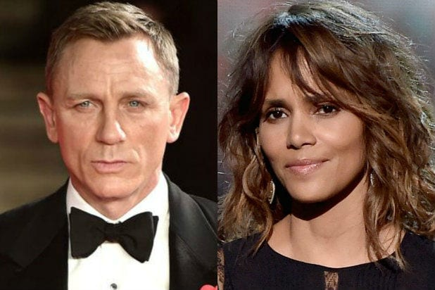 Kings Halle Berry Daniel Craig