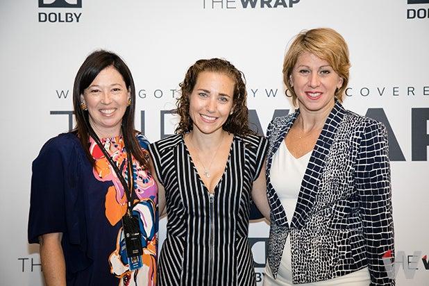 guest Lisa Sugar Sharon Waxman Power Women Breakfast San Francisco 2017