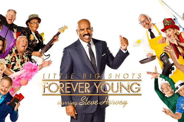 Little Big Shots: Forever Young - Season 1
