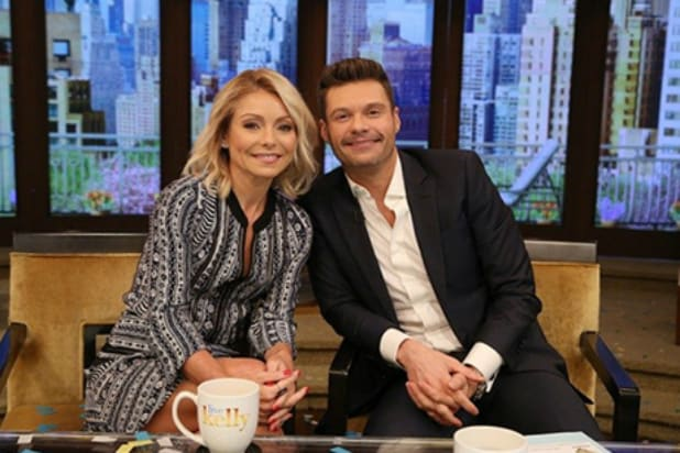 Live With Kelly & Ryan