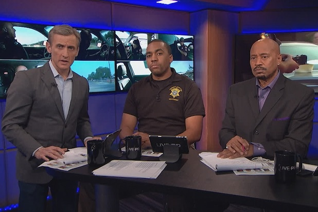 A&E's 'Live PD' Died Saturday Night Following a Transformer