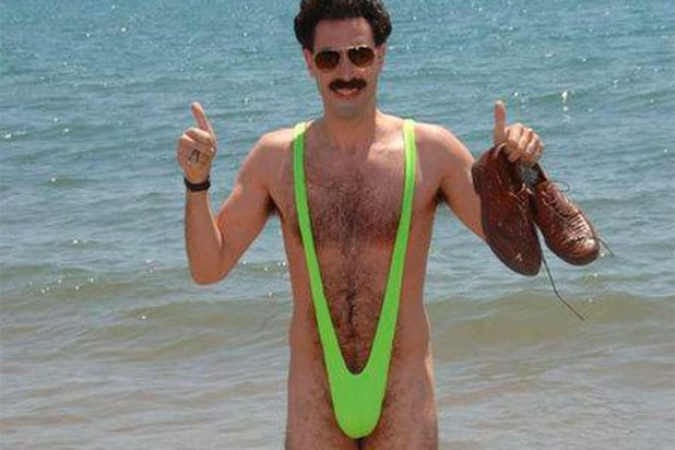Mankini Cannes