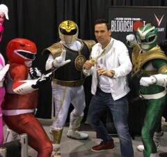 Jason David Frank Mighty Morphin Power Rangers