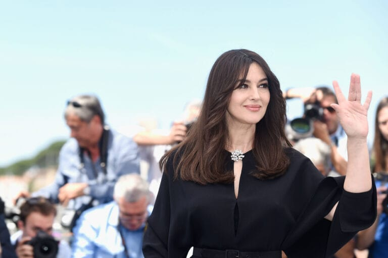 Monica Belluici Cannes