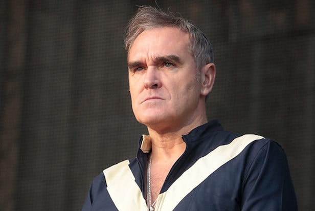 Image result for morrissey angry